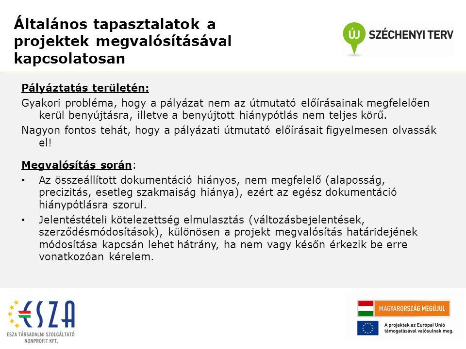 Támogatható tevékenységek I.IKT infrastruktúra fejlesztés II.