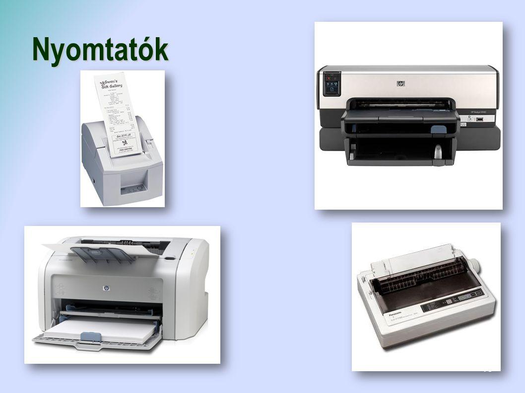 Nyomtatók 40