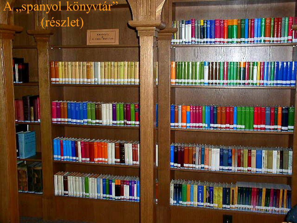 Könyvtárunk hazánk legjelentősebb teológiai szakkönyvtára, a tudományos kutatás bázisa a teológia szakterületén. Célunk, hogy állományunk és szolgálta