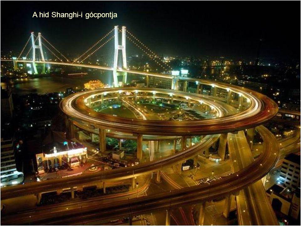 13 A hid Shanghi-i gócpontja