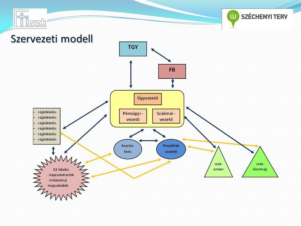 Szervezeti modell