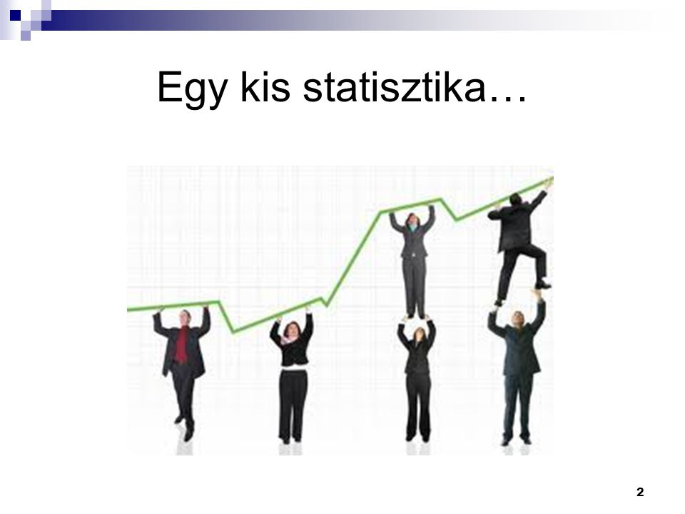 Egy kis statisztika… 2