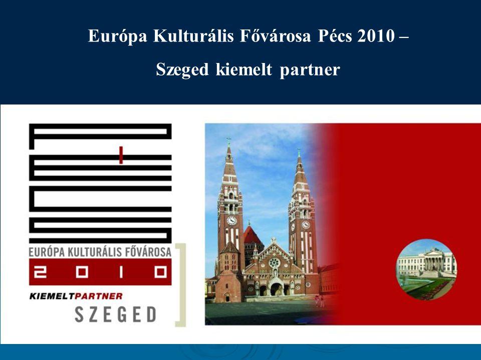 Európa Kulturális Fővárosa Pécs 2010 – Szeged kiemelt partner