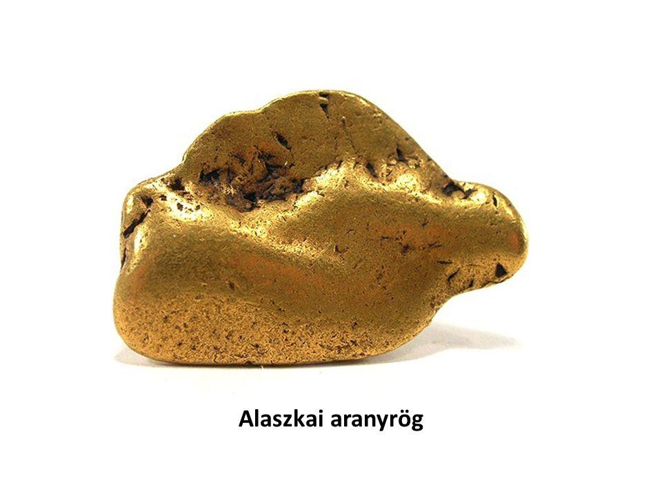 Alaszkai aranyrög
