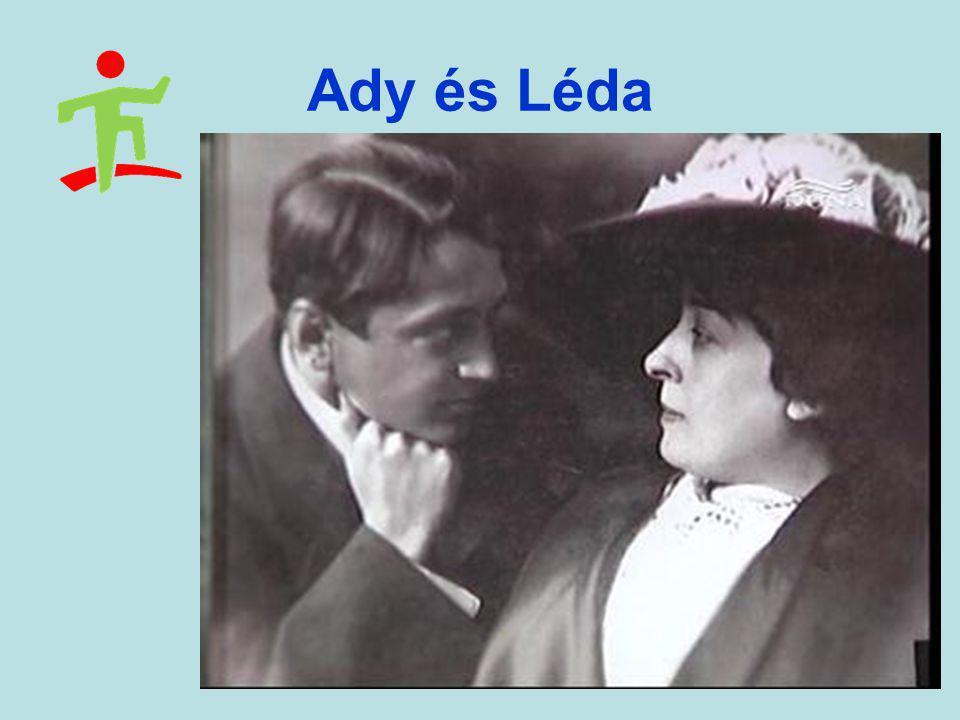 Ady és Léda