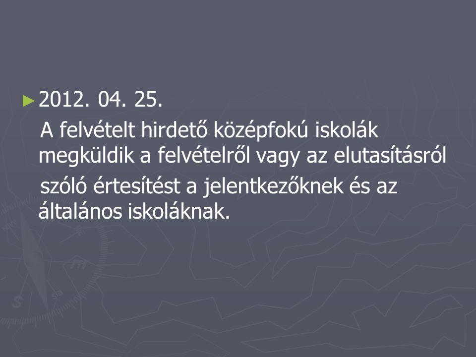► ► 2012. 04. 25.
