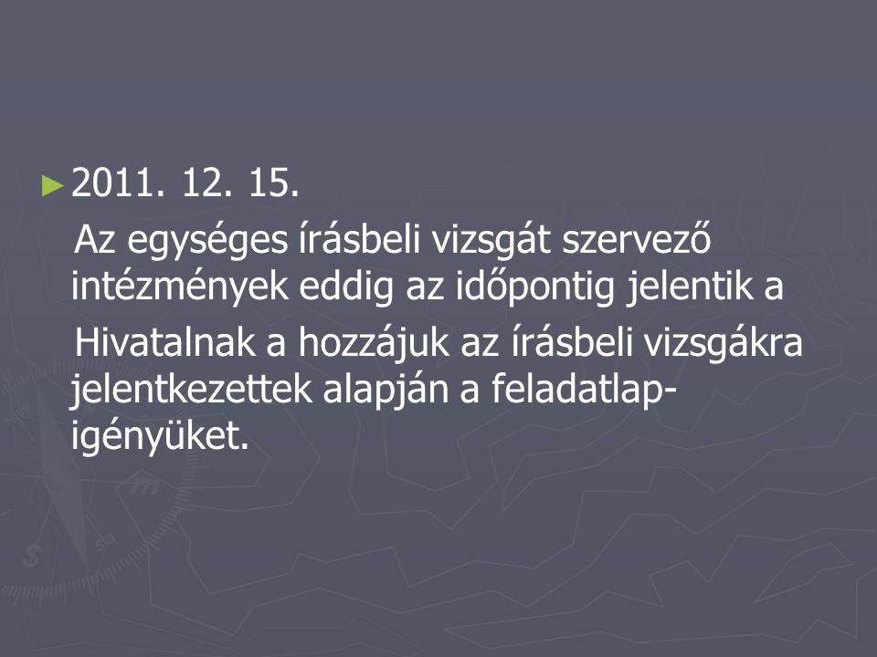 ► ► 2011. 12. 15.