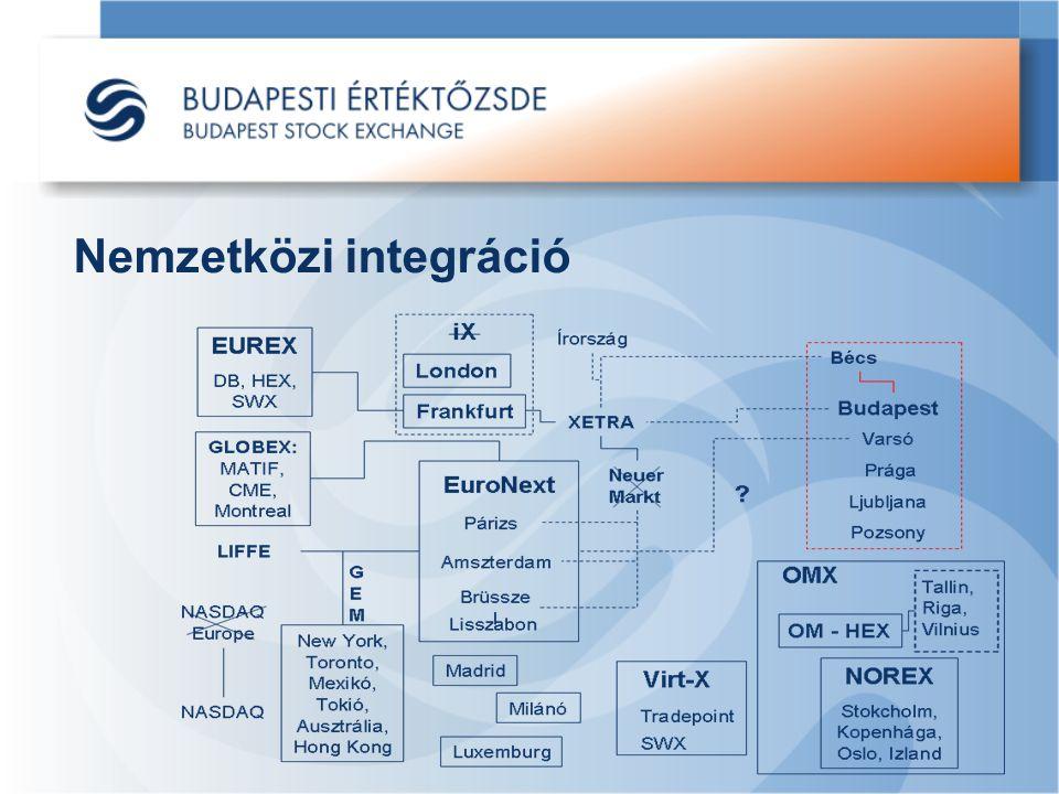 Nemzetközi integráció