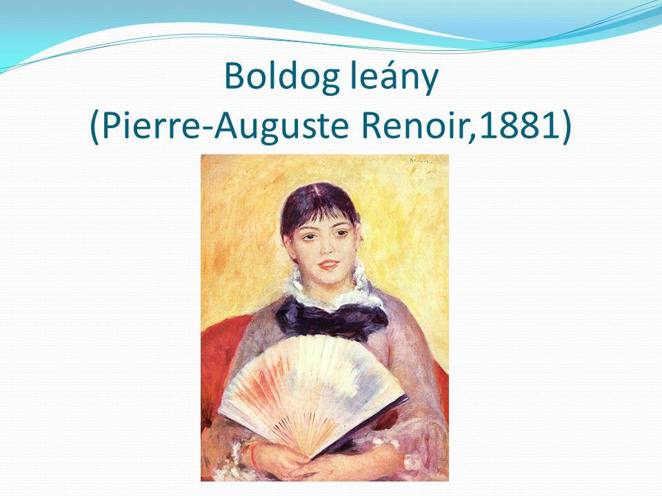Boldog leány (Pierre-Auguste Renoir,1881)
