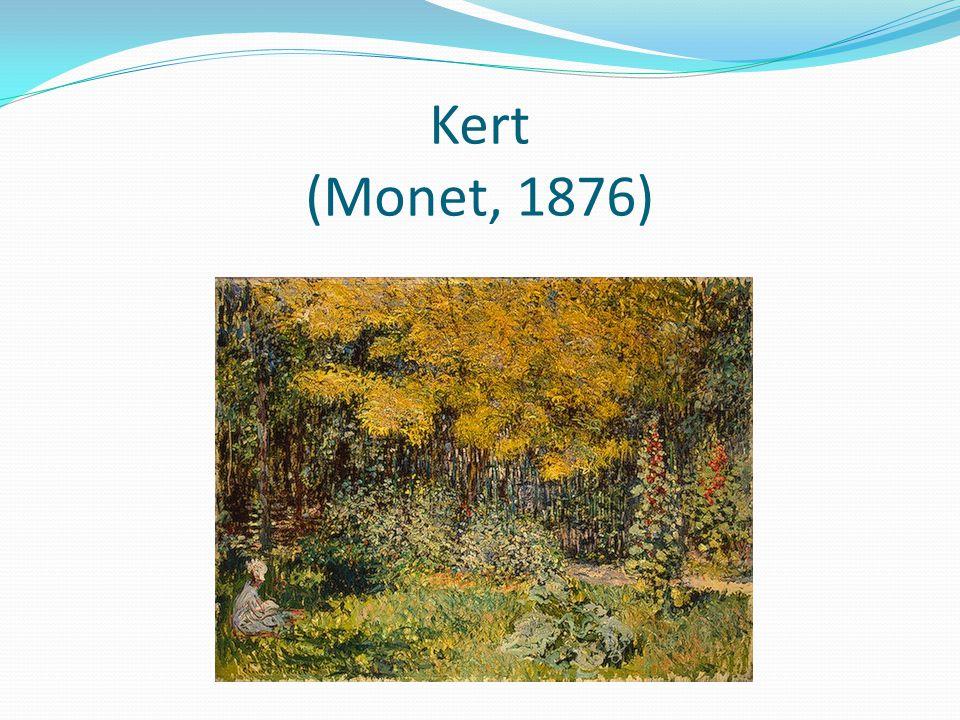 Kert (Monet, 1876)