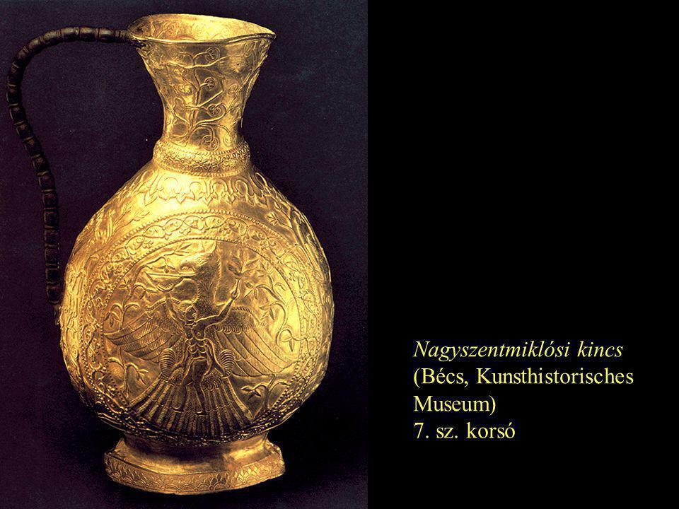 Nagyszentmiklósi kincs (Bécs, Kunsthistorisches Museum) 7. sz. korsó