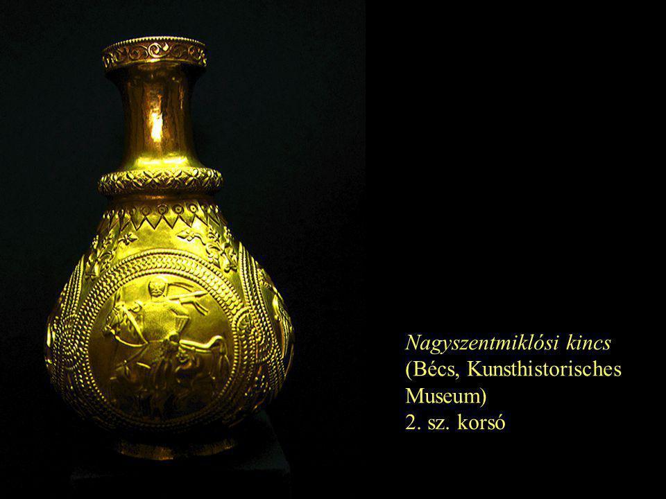 Nagyszentmiklósi kincs (Bécs, Kunsthistorisches Museum) 2. sz. korsó