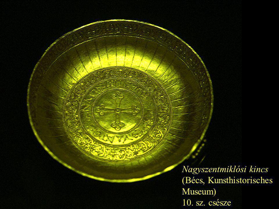 Nagyszentmiklósi kincs (Bécs, Kunsthistorisches Museum) 10. sz. csésze