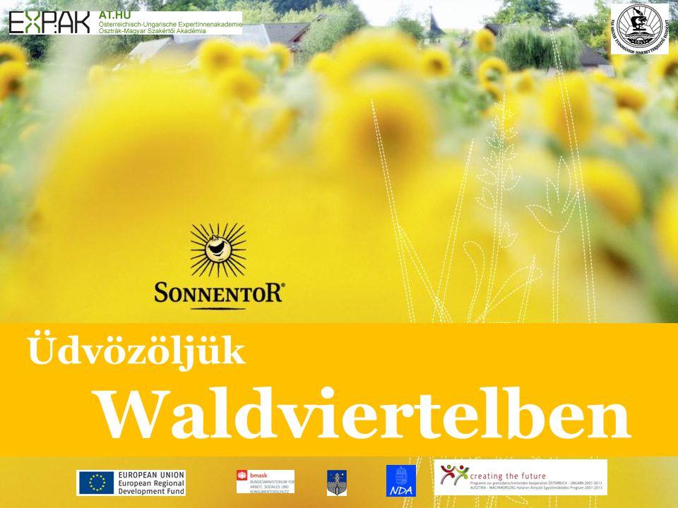 Üdvözöljük Waldviertelben