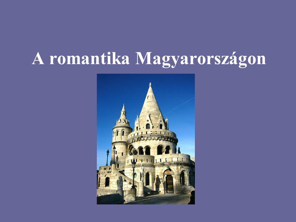 A romantika Magyarországon
