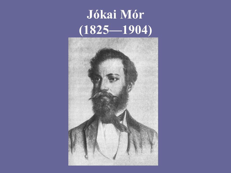 Jókai Mór (1825—1904)