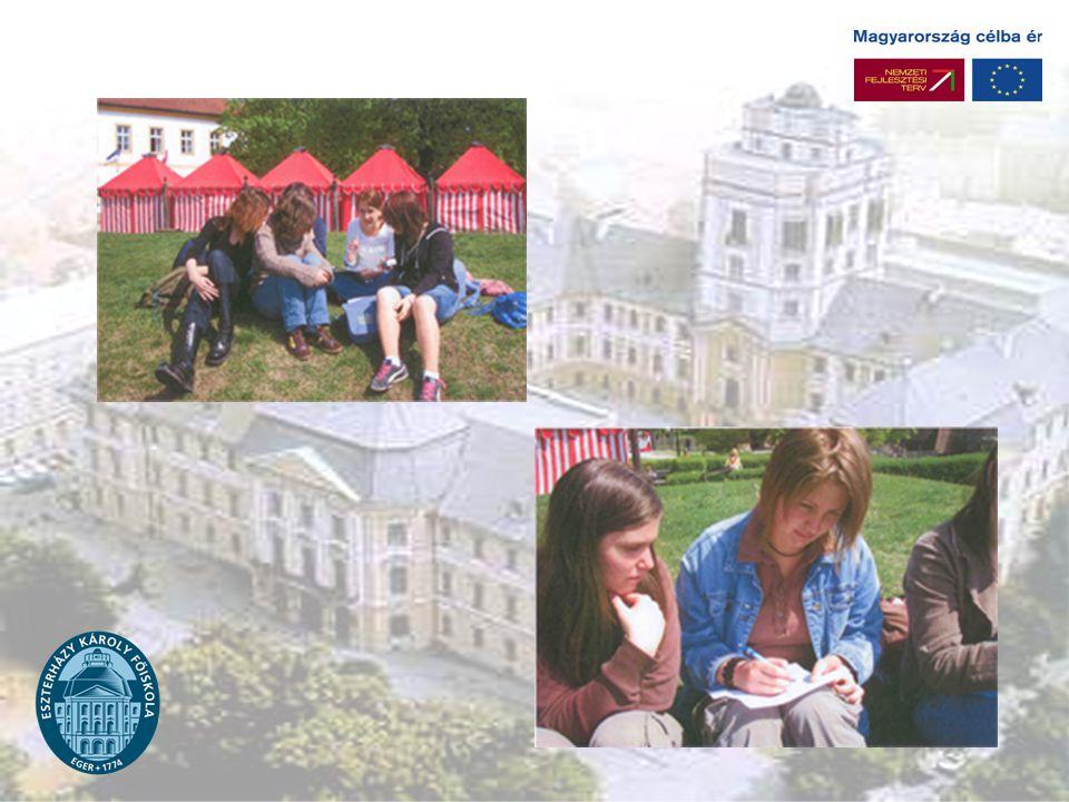 9 A K+F tevékenység Részei: Gyakorló iskolai órákról 20 óra - DVD felvétel Tanulásdiagnosztika Tanulásfejlesztő feladatok Elméleti háttér Használati útmutató E-portfólió elkészítése Tanulásfejlesztő számítógépes program került kidolgozása – www.ektf.hu/tanulasfejlesztes3