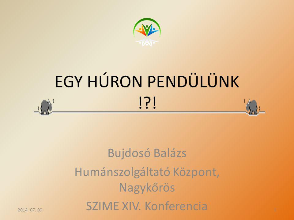 VISSZA AZ IDŐBEN… 2003.év fordulópont a város szociális- és gyermekjóléti ellátásában 2003.