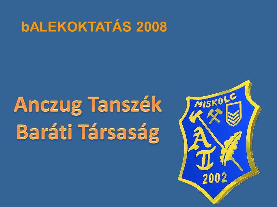 bALEKOKTATÁS 2008