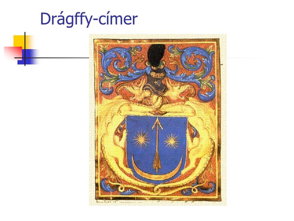 Drágffy-címer