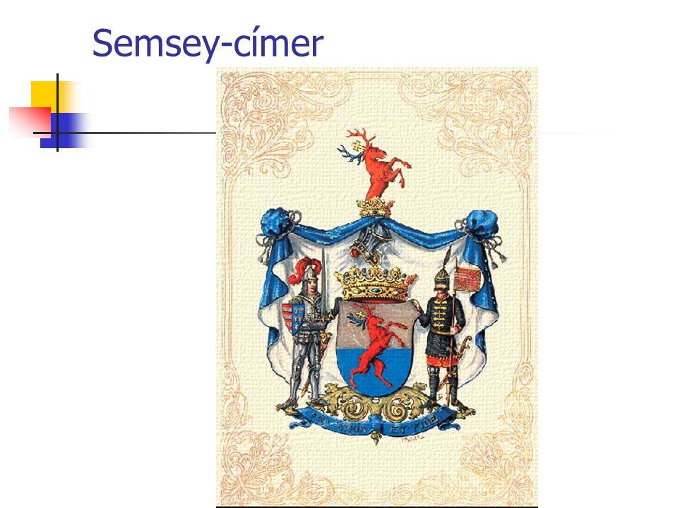 Semsey-címer