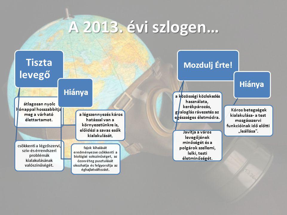 Megújulások számokban 2012.évben: 294,3 millió Ft 2013.