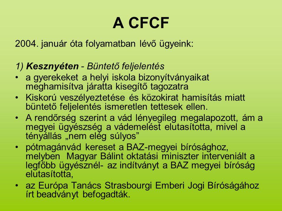 A CFCF 2004.