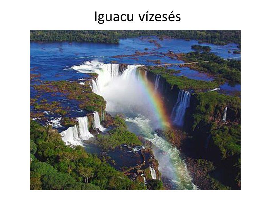 Iguacu vízesés