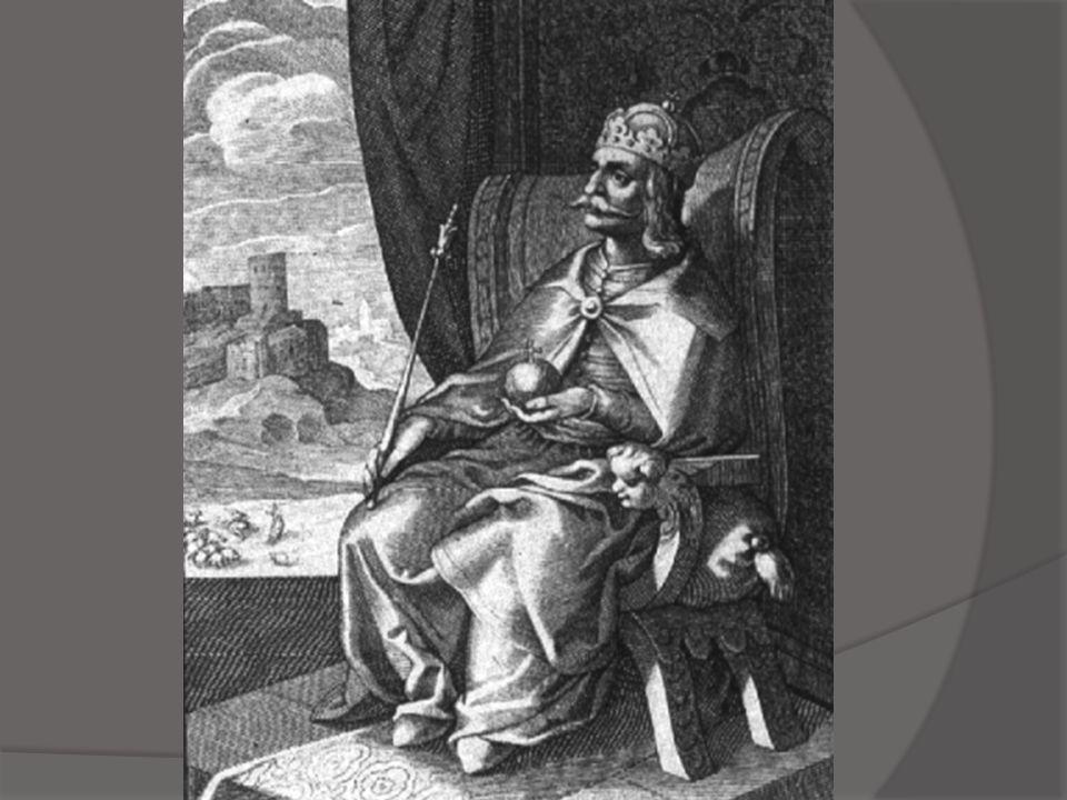 Ismétlődő trónviszályok  Könyves Kálmán halálát követ ő fél évszázadot trónharcok jellemezték.