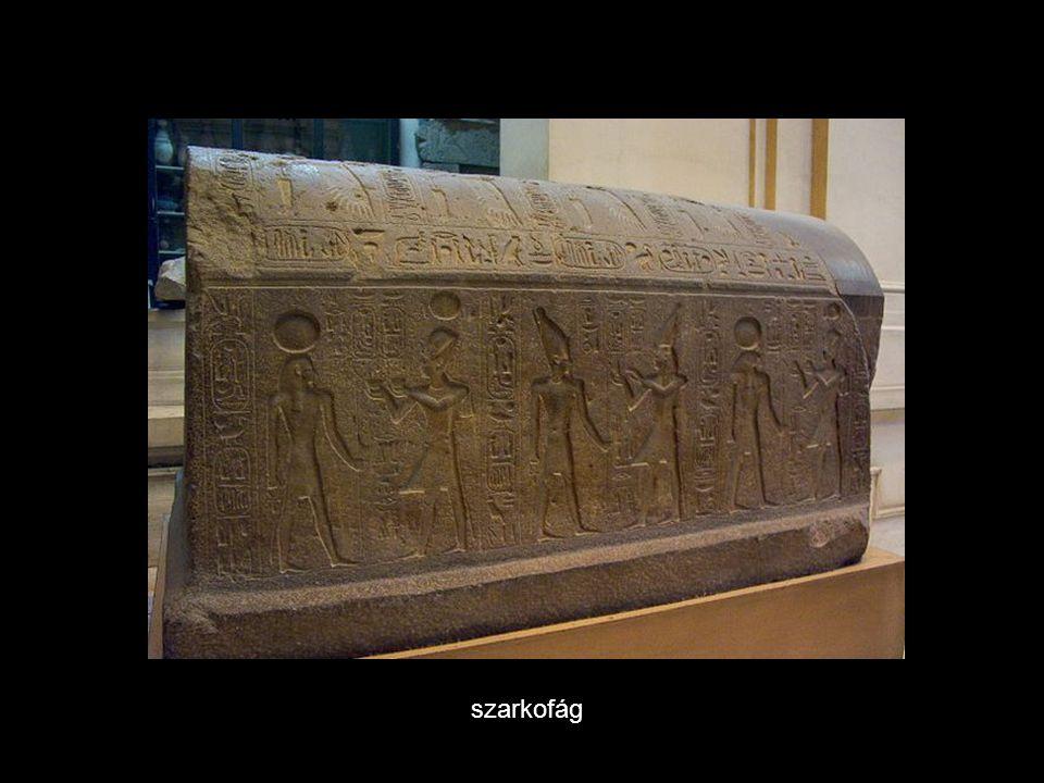 Tutanhamon és Menkare