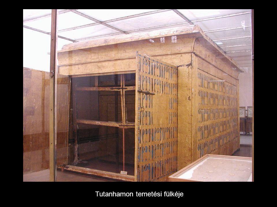 Tutanhamon és felesége, Anheszenpaaton