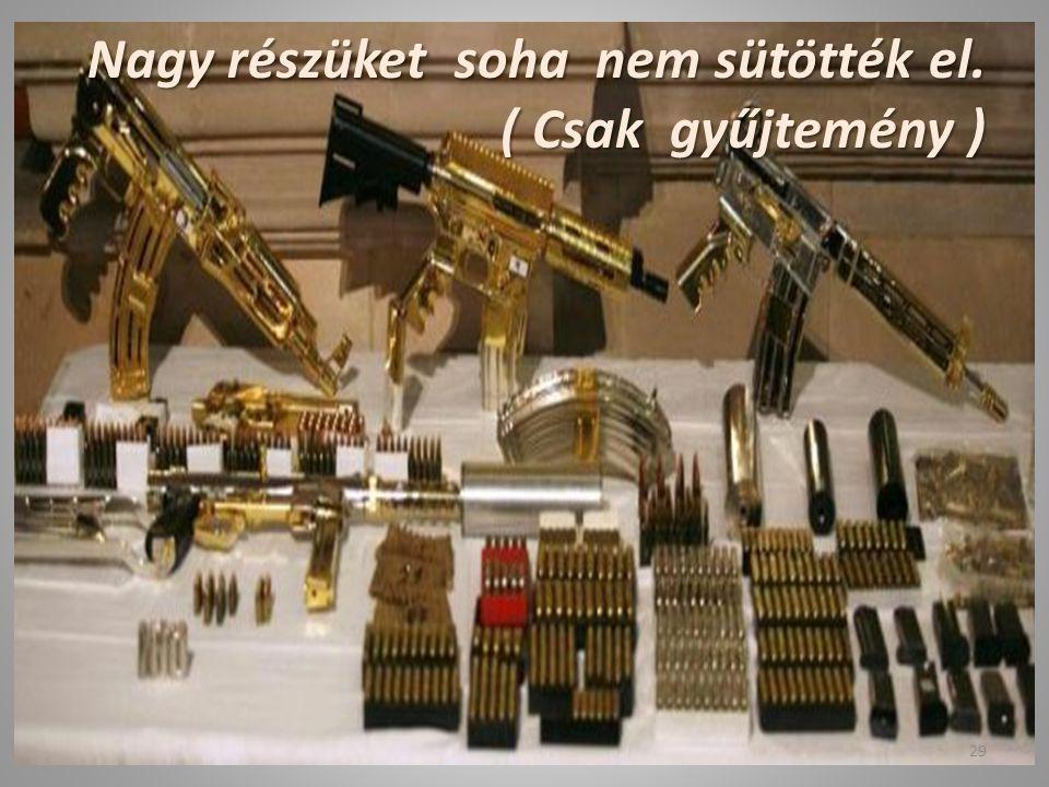 Fegyverek ( golyószórók ) 28