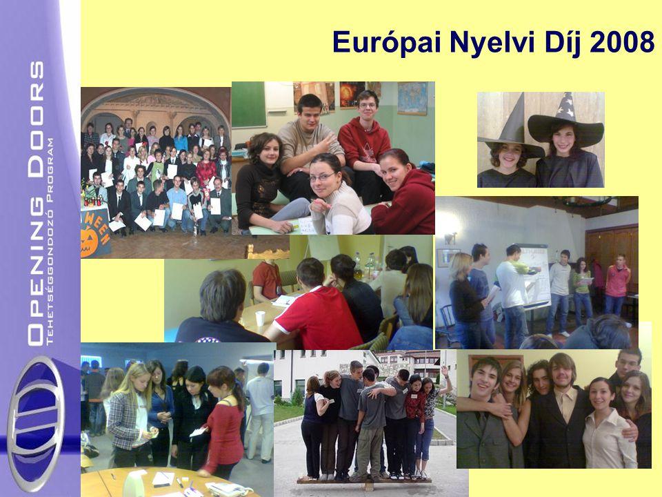 Európai Nyelvi Díj 2008