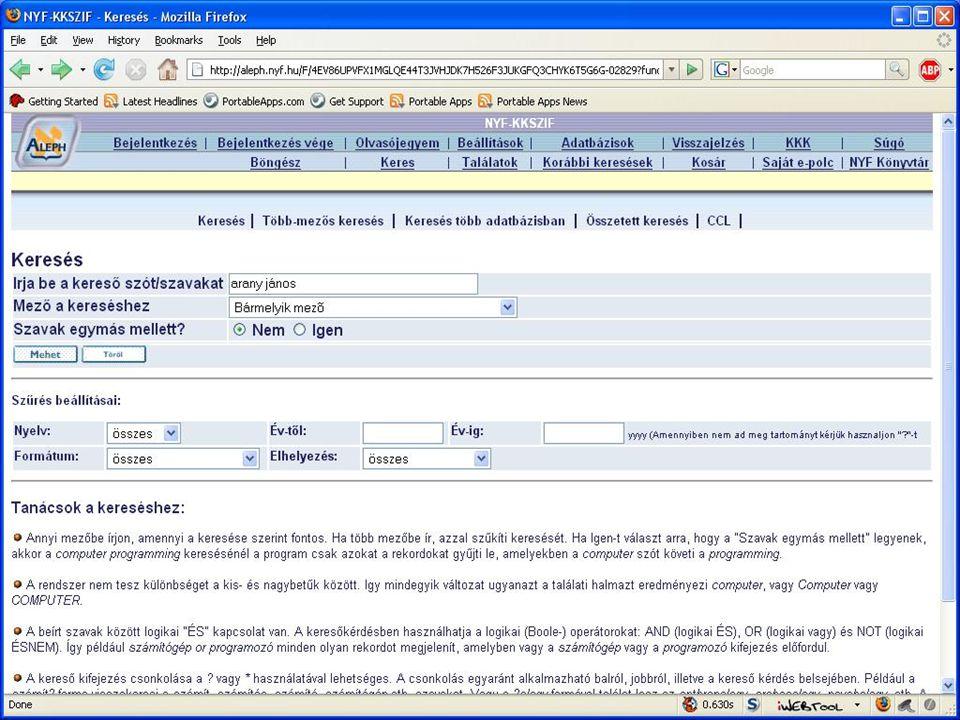 Hatvani István NYF Központi Könyvtár és Szakirodalmi Információs Központ 24