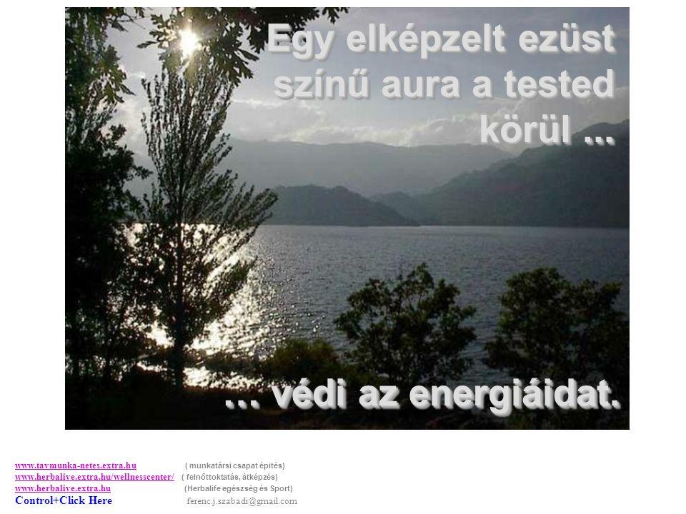 … segít a tökéletes energiaegyensúly eléréséhez.Elképzelve egy arany színű aurát a tested körül...