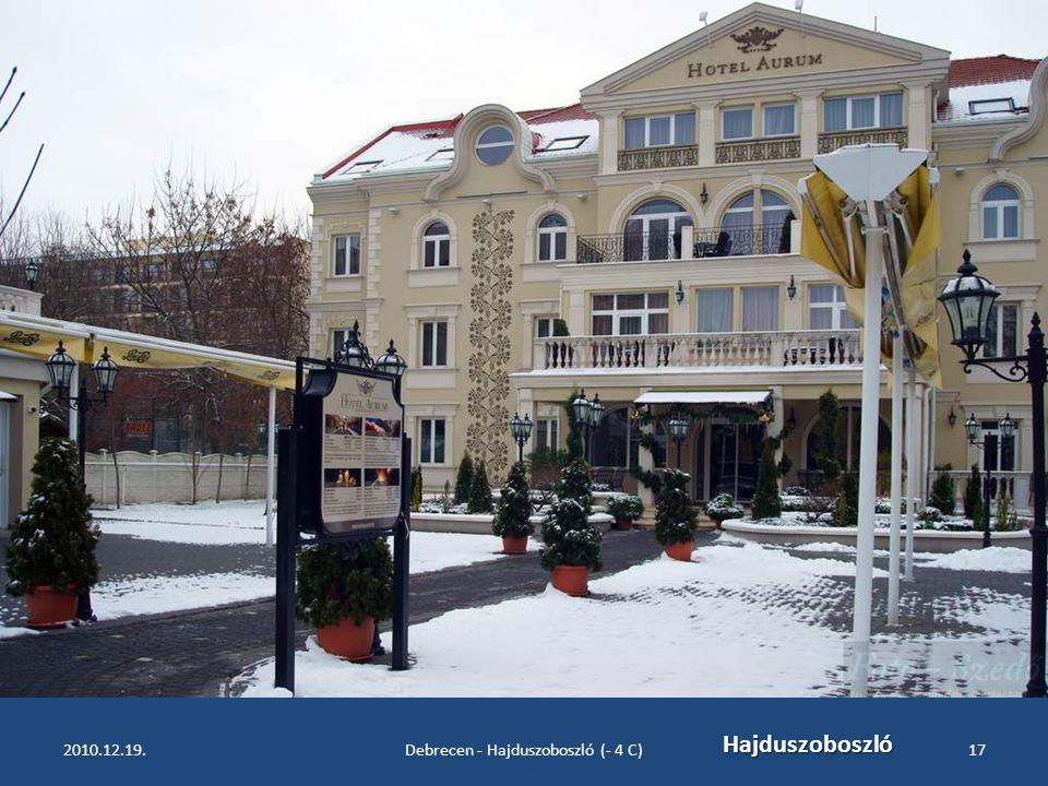 2010.12.19.Debrecen - Hajduszoboszló (- 4 C)16 2. Hajdúszoboszló