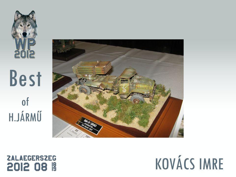 KOVÁCS IMRE Best of H.JÁRMŰ
