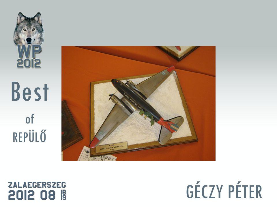 GÉCZY PÉTER Best of REPÜLŐ