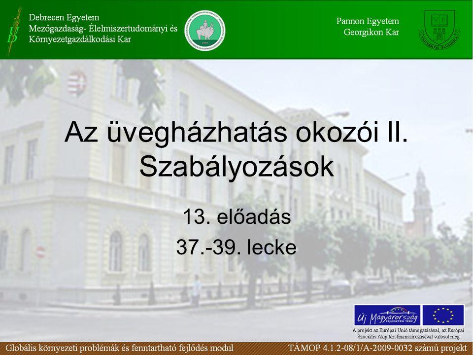 102. ábra A Carbo Europe rendszer mérőállomásai (www.carboeurope.org)www.carboeurope.org