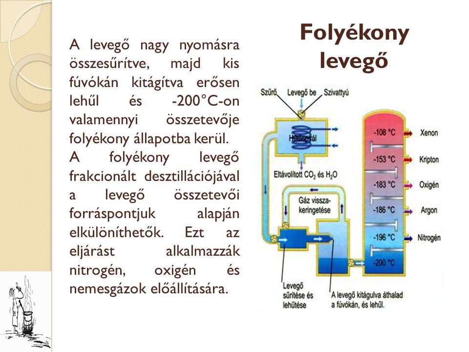 Jód szublimációja A jódkristályok enyhe melegítés hatására szublimálódnak.