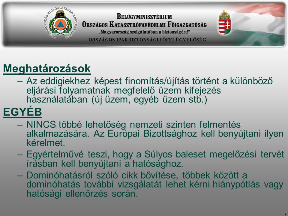 -28- A lakosság tájékoztatásával és a KVT-vel kapcsolatos módosítások: - A KVT hirdetményi közzétételének szabályozása: A rendelet 10.