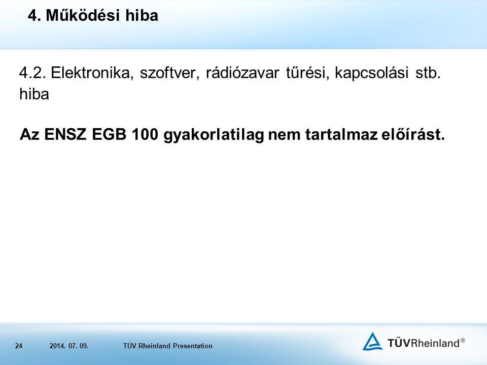242014.07. 09.TÜV Rheinland Presentation 4.2.
