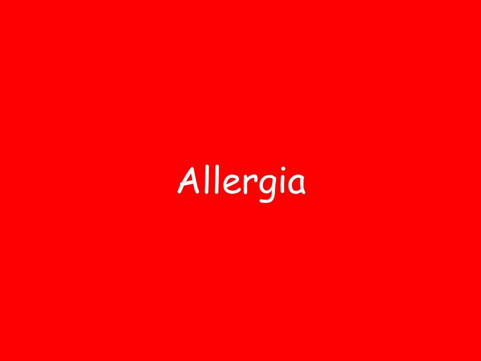 Az allergiák betegségek, amelyek a test immunrendszerében játszódnak le.