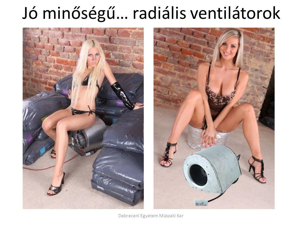 Debreceni Egyetem Műszaki Kar Jó minőségű… radiális ventilátorok
