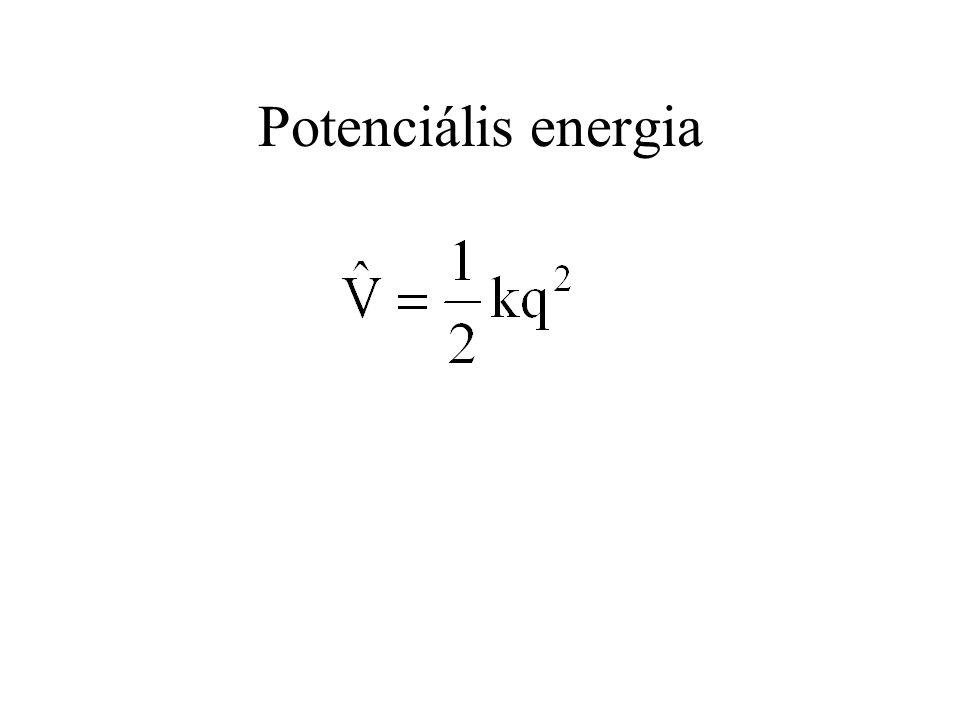 Potenciális energia