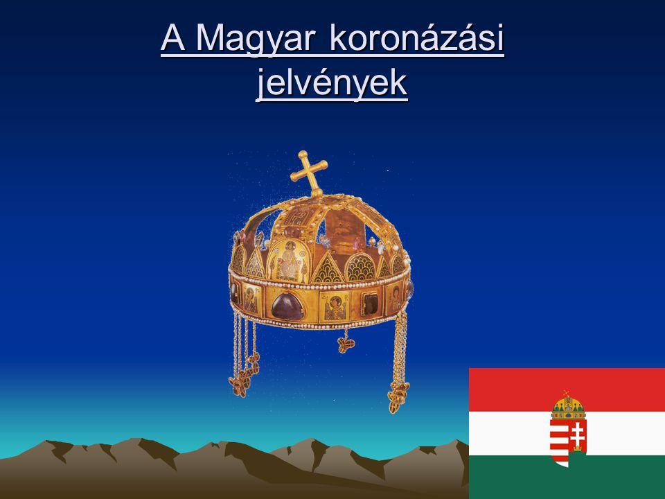 A Magyar koronázási jelvények