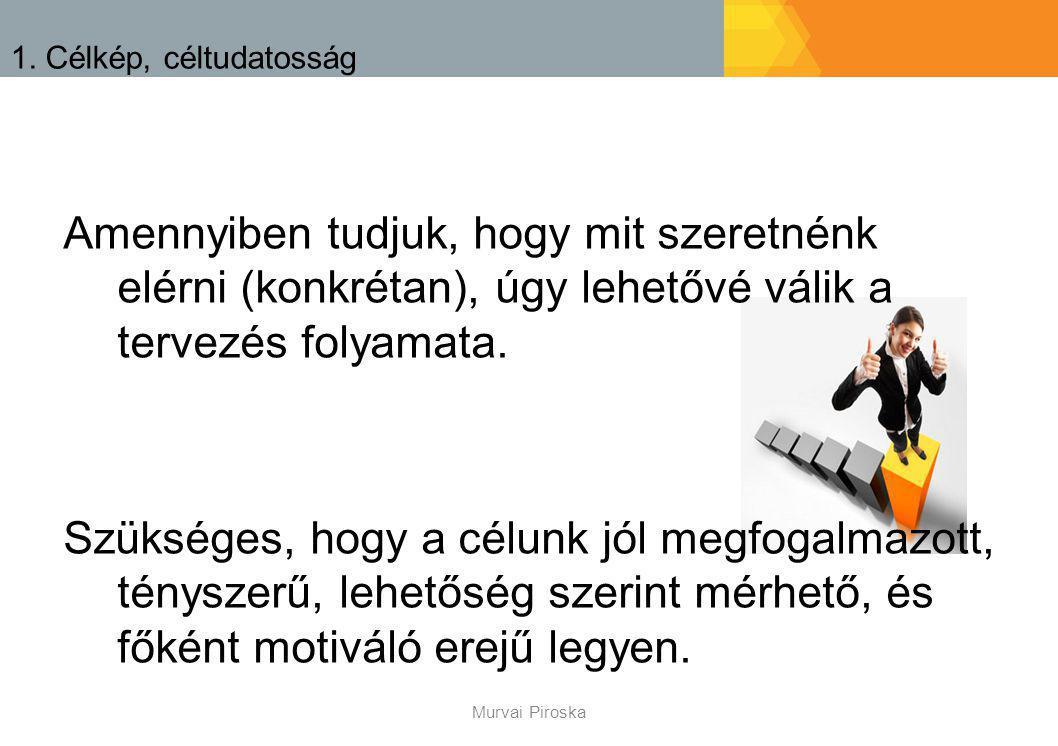 A karriertervezés helyes sorrendje - Matiscsákné dr.