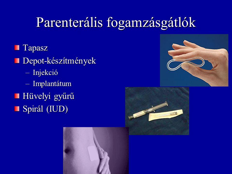 A sürgősségi fogamzásgátlás fogalma A védekezés nélküli közösülés után alkalmazható módszer a nemkívánt terhesség elkerülésére A fogamzásgátló tabletták általánosan használt összetevőiből kialakított speciális kombinációt vagy dózist alkalmazunk Jelentőségét az adja, hogy minden 4 nem védett közösülésből 1 nem kívánt terhesség származik