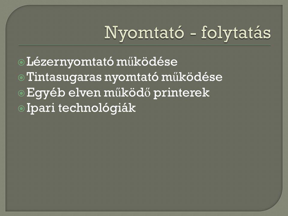  Típusai Dinamikus Leng ő nyelves Piezoelektromos Plazmahangszóró  Hangrendszerek
