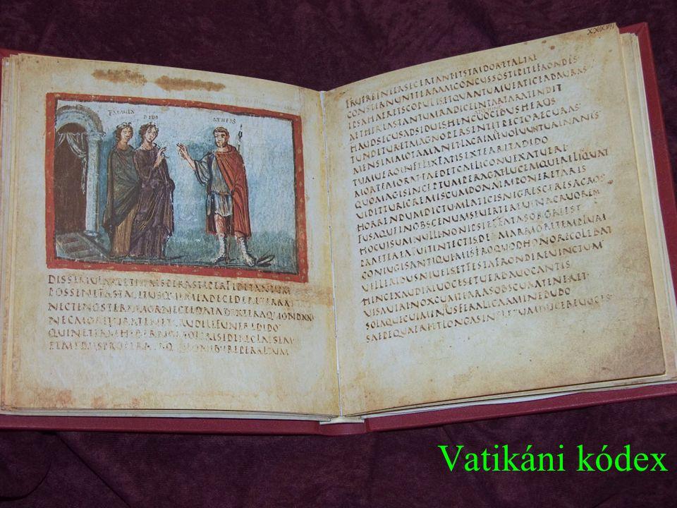 Vatikáni kódex